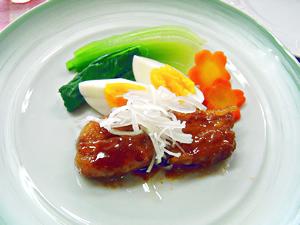 ミルフィーユ角煮(2人分)